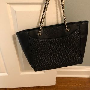 Tory Burch Fleming East/west Tote